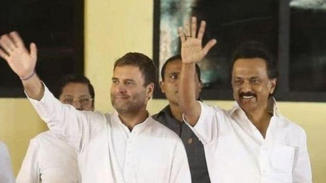 Stalin and Rahul