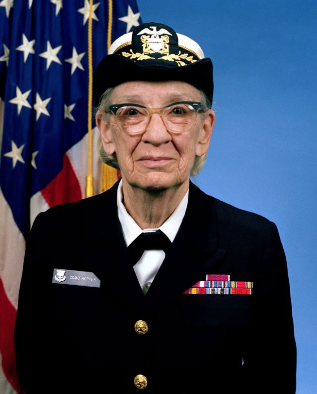Grace Brewster Murray Hopper
