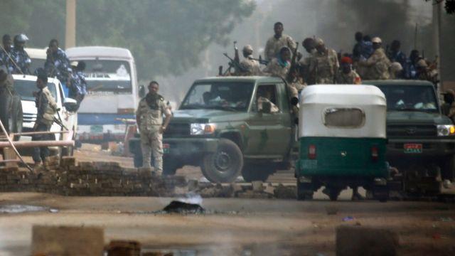 قوات الجيش انتشرت في أرجاء العاصمة