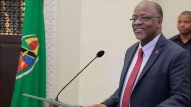 Rais wa Tanzania Dk John Magufuli