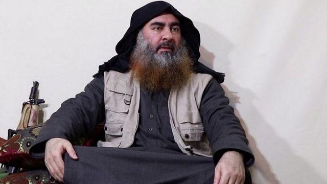 Abu Bakr al-Baghdadi, umugabo washakishwaga cyane Amerika hari igihe yari imufite mu mfungwa zayo