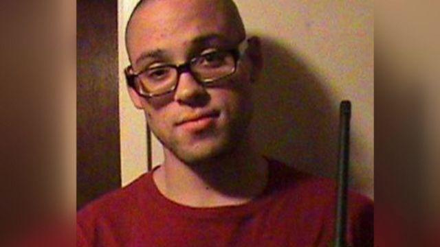 Chris Harper Mercer, Oregon college shooter