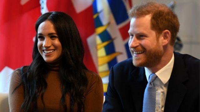 Duque e duquesa de Sussex