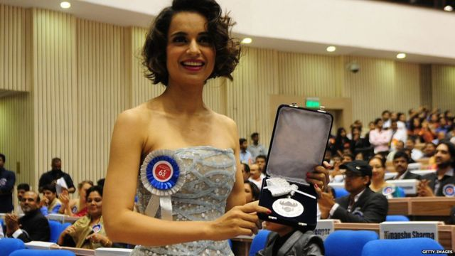 kangana with national award