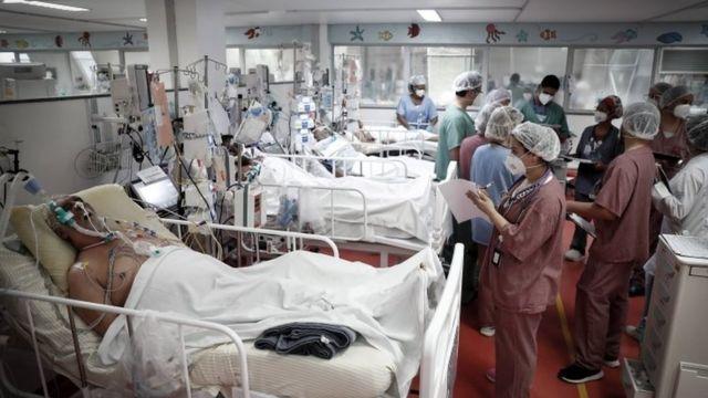 Hospital em São Paulo