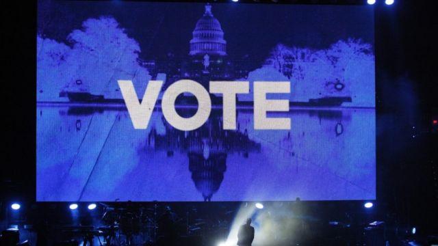 اتخابات الرئاسة الأمريكية