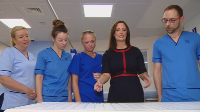Scottish nurse weighs in with new invention