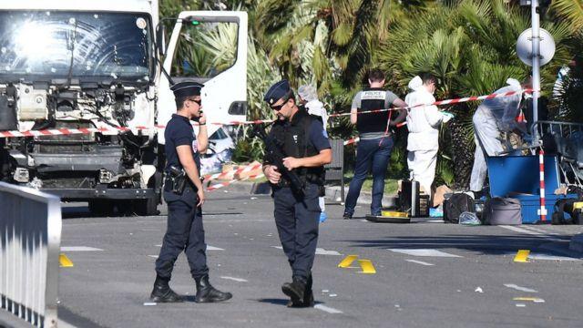 полицейский кордон