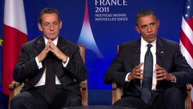 Sarkozy says Netanyahu is a liar in private talks heard on mic