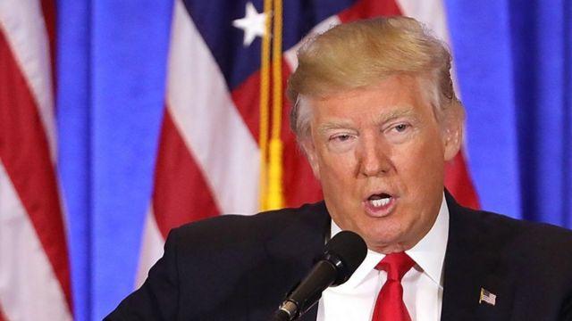 Donald Trump se separará por completo de sus negocios y estos pasarán a ser manejados por sus hijos Don y Eric.