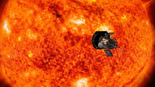 ยานสำรวจ Parker Solar Probe ซึ่งติดตั้งเทคโนโลยีกันความร้อนสูง กำลังเข้าใกล้ดวงอาทิตย์