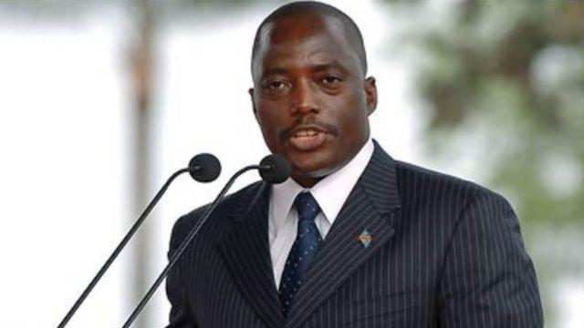 Rais wa Jamhuri ya Congo Joseph Kabila