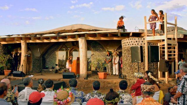 Toki Foundation in Rapa Nui
