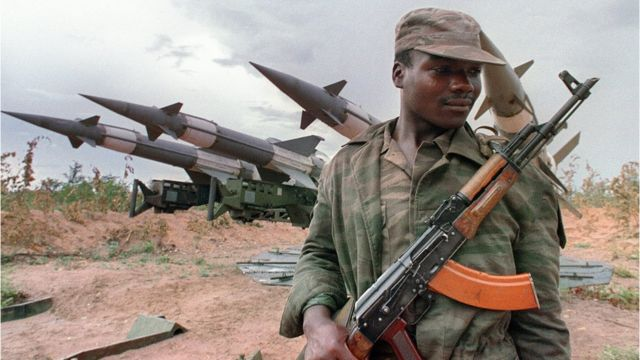 Soldado angoleño