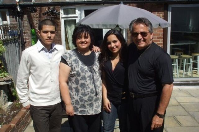 Familia Jiménez