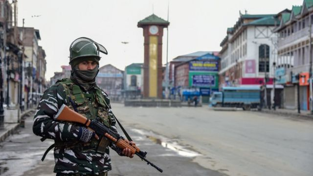 370 act on Kashmir revocation