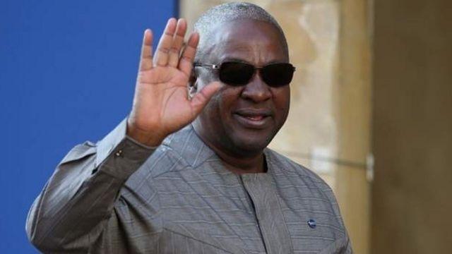 Ghana John Mahama