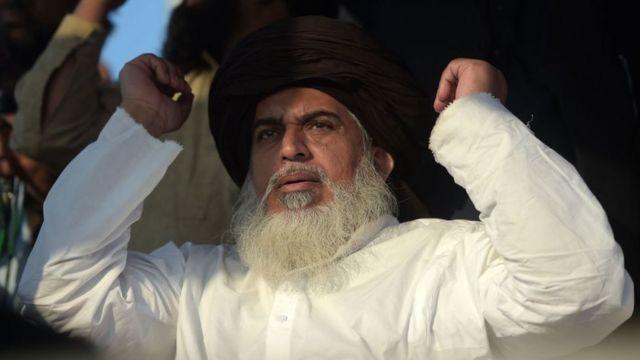मौलाना ख़ादिम हुसैन रिज़वी