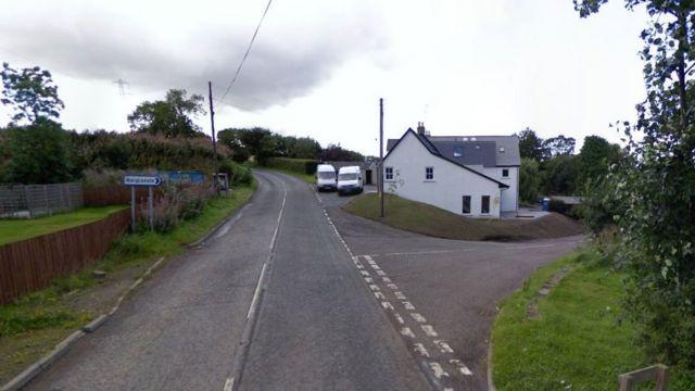 Woman, 29, dies in Angus single car crash