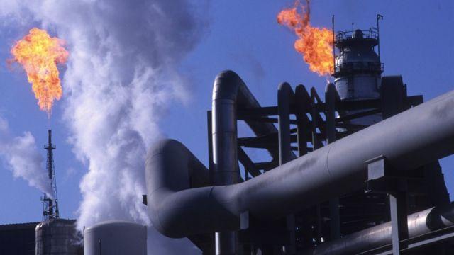 İran petrol