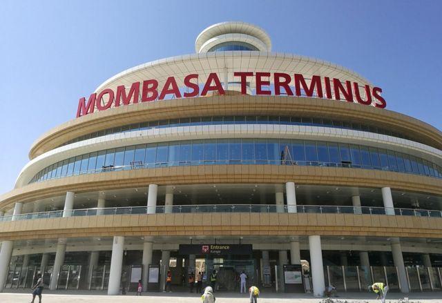 蒙巴薩車站