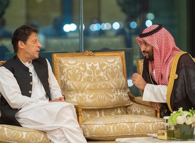رابطه پاکستان و عربستان