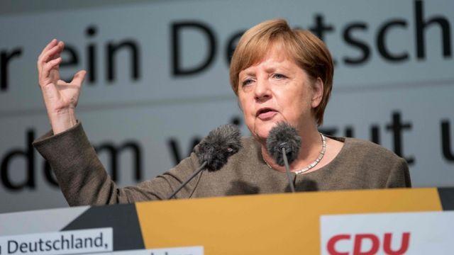 Angela Markel