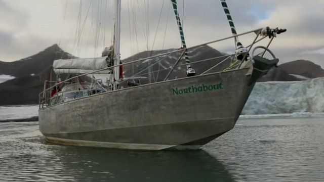Aluminium-hulled yacht Northabout