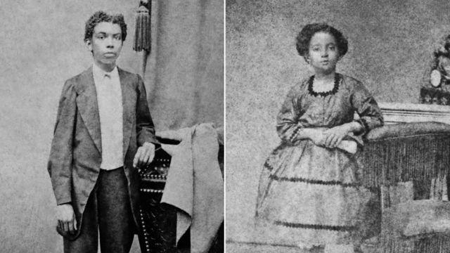 Fotos que constam da 'Biblioteca Brasiliana Guita e José Mindlin'