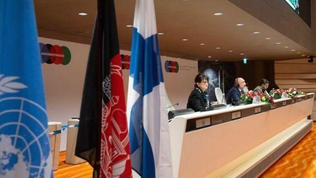 هر چهار سال کشورهای حامی مالی افغانستان گردهم میآیند تا در مورد میزان پول و چارچوب مصرف کمکها برای چهار سال آینده تصمیم بگیرند