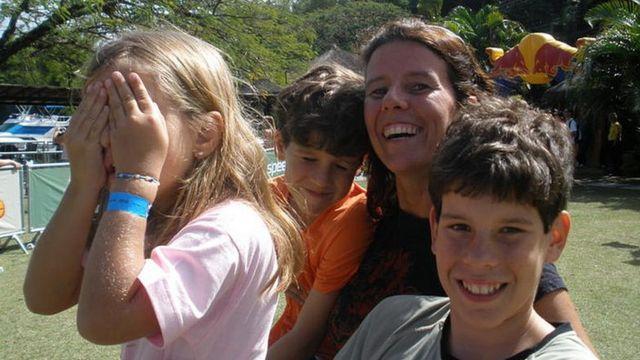 Susana e os filhos