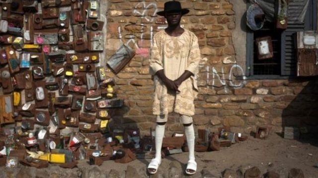 مهرجان لفنون الشوارع في غانا