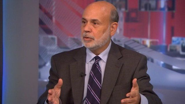 "Bernanke on corporate bailouts: ""I was angry too"""
