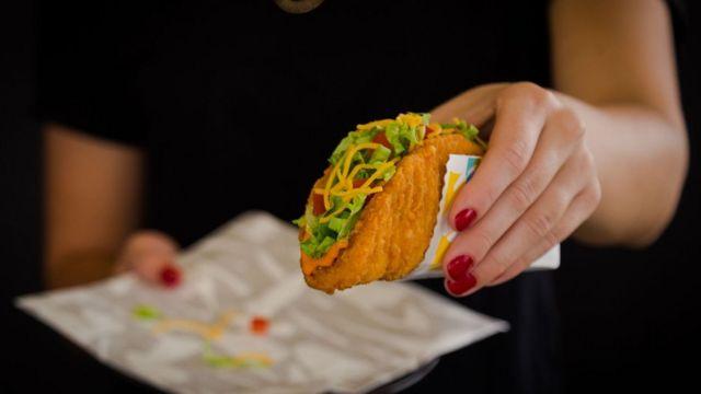 Chalupa Supreme de Taco Bell