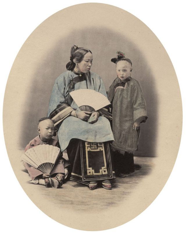 Rare 19th century photographs of Shanghai