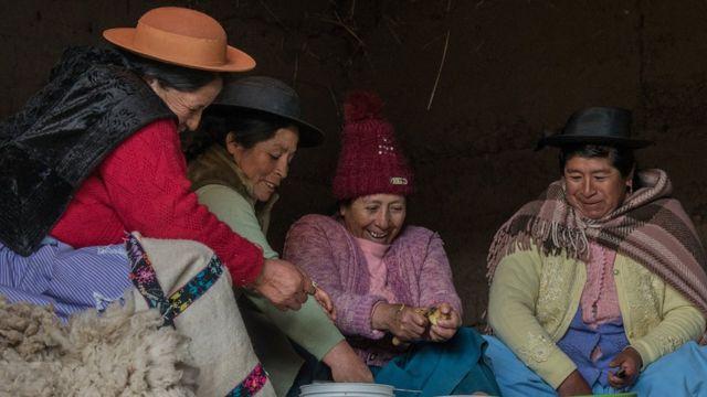 Mujer De Soldado El Documental Sobre Las Mujeres Violadas Por Militares Durante El Conflicto Armado En Perú Bbc News Mundo