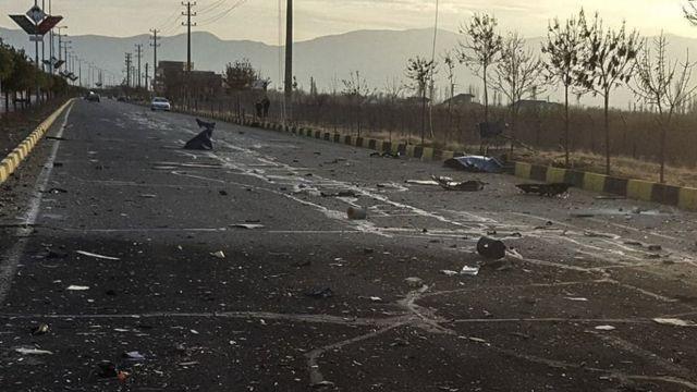 خبرگزاری فارس گزارش داده که حادثه در بلوار آبعلی اتفاق افتاده است