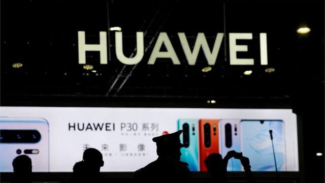 Evento da Huawei