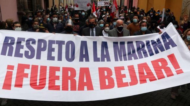 Héctor Béjar: la renuncia del canciller de Perú tras sus polémicos comentarios sobre Sendero Luminoso - BBC News Mundo
