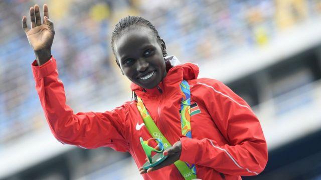 Vivian Cheruiyot, de Kenia