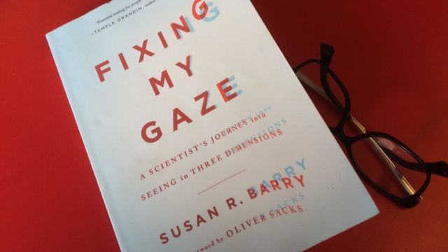 """""""Reparando mi mirada: el viaje de una científica hacia la visión en tres dimensiones"""", es el libro de Susan Barry."""