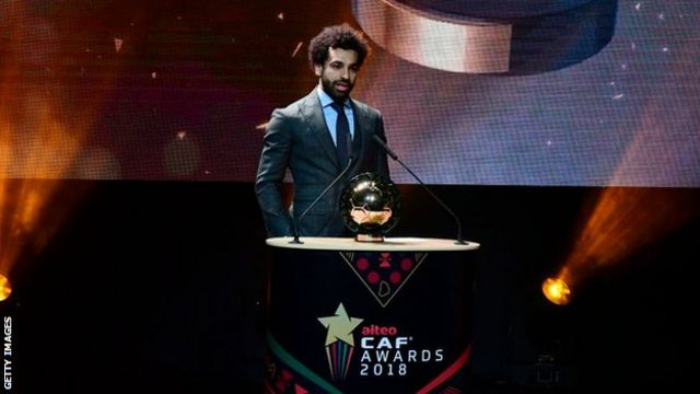 Mohamed Salah, Joueur égyptien de Liverpool