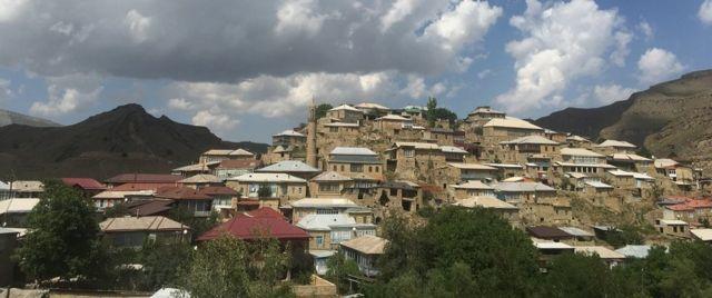 Kauyen Kuma a yankin Dagestan