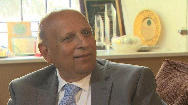 Mohammed Sarwar