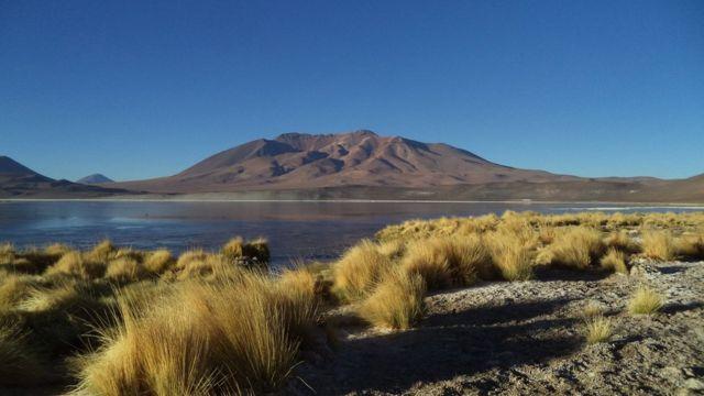 Desierto del Atacama, Chile.