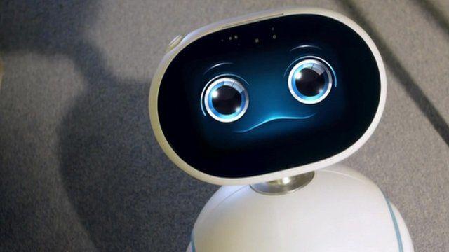 Asus's Zenbo robot