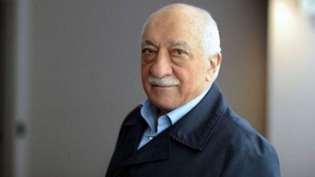 L'ex-prédicateur turc Fethullah Gülen