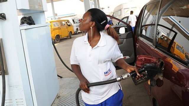 Nigerian petrol price: 'Sell N175 per litre' - Retailers to Federal  Government - BBC News Pidgin