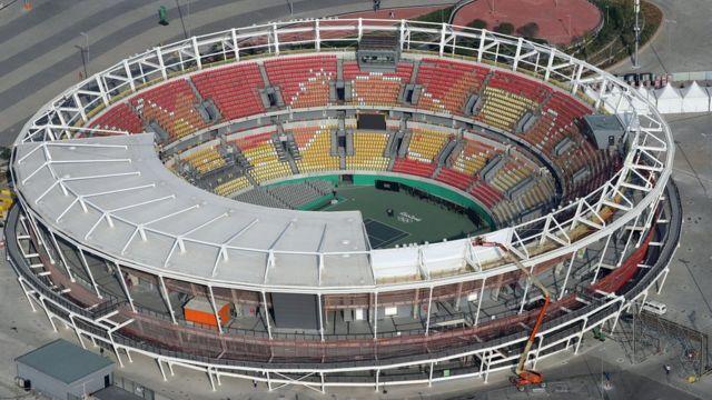 Parque Olímpico en Río de Janeiro