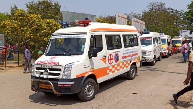 திருப்பூர் அருகே பேருந்து - லாரி மோதிய விபத்தில் 19 பேர் பலி; நரேந்திர மோதி இரங்கல்